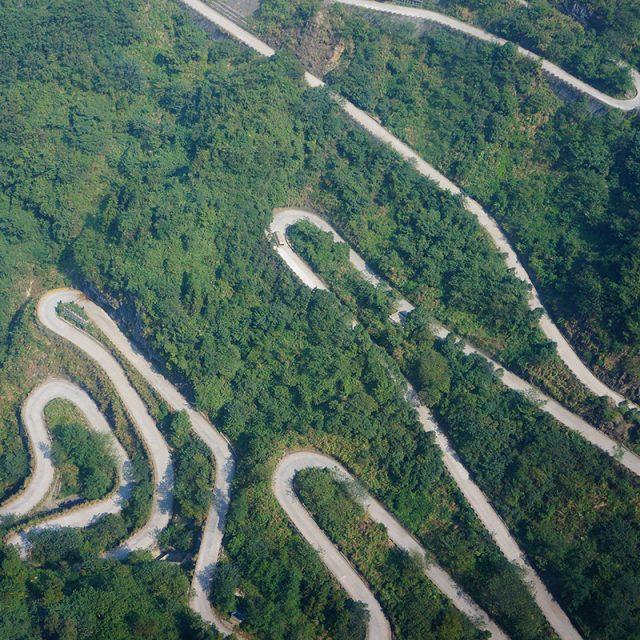 天門山への挑戦