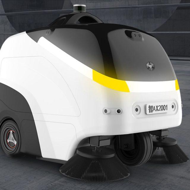 自動掃除ロボット(viggo)